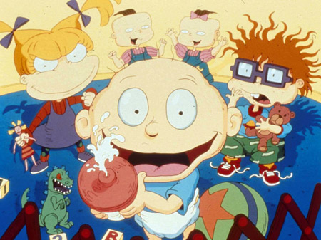 Rugrats cartoon