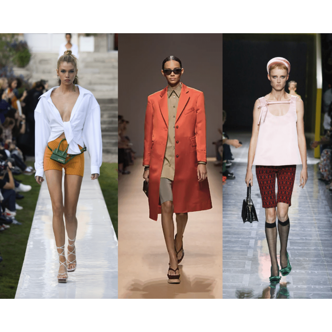 Runway trend for spring 2019