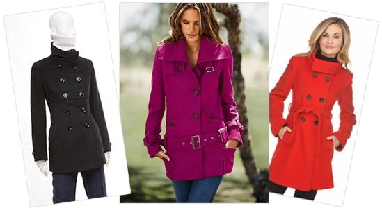 Coats to wear during rush week