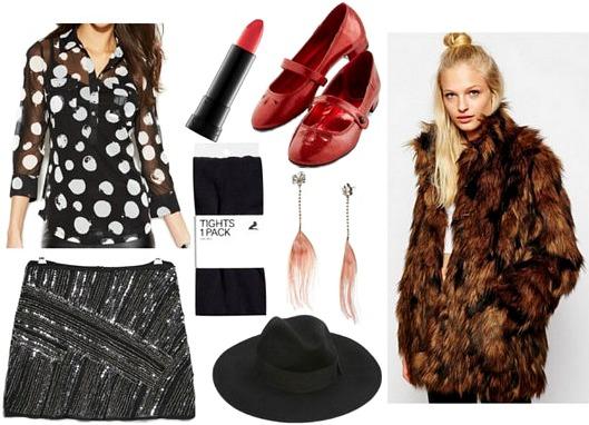 Saint Laurent fashion inspiration