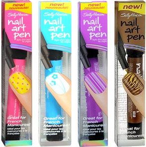 Sally Hansen nail art pens