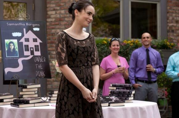 Samantha Stuck in Love lace dress