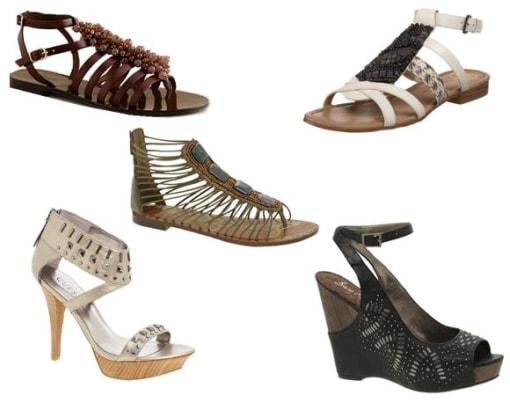 Sandals Over 150 Dollars