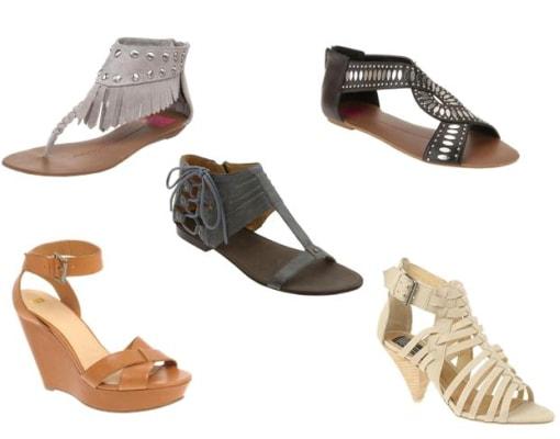 Sandals Under 100 Dollars