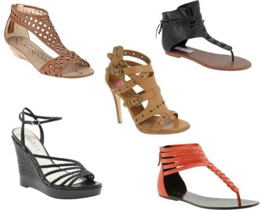 Sandals Under 150 Dollars