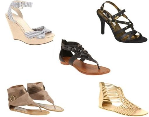 Sandals Under 50 Dollars