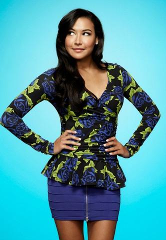 Santana Glee Style