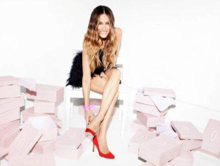 Sarah jessica parker shoe line