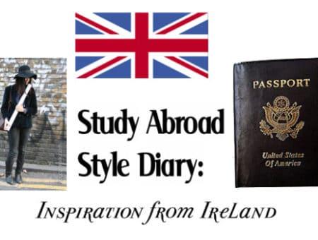 Fashion Inspiration from Ireland