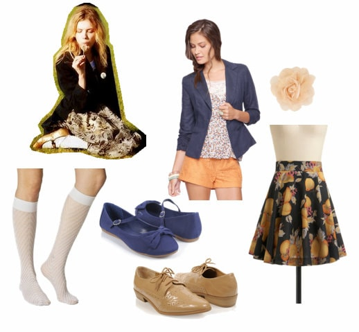 How to dress like Cassie from Skins - Outfit 1