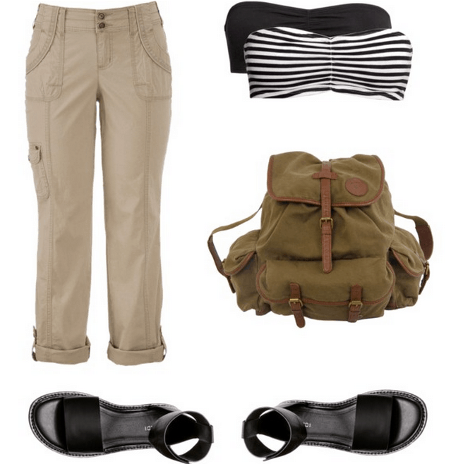 versatile outfit for a casual day