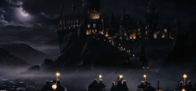 Back to school: Hogwarts