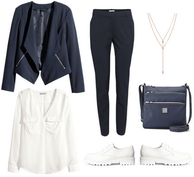 outfit inspired by carven 2015 collection