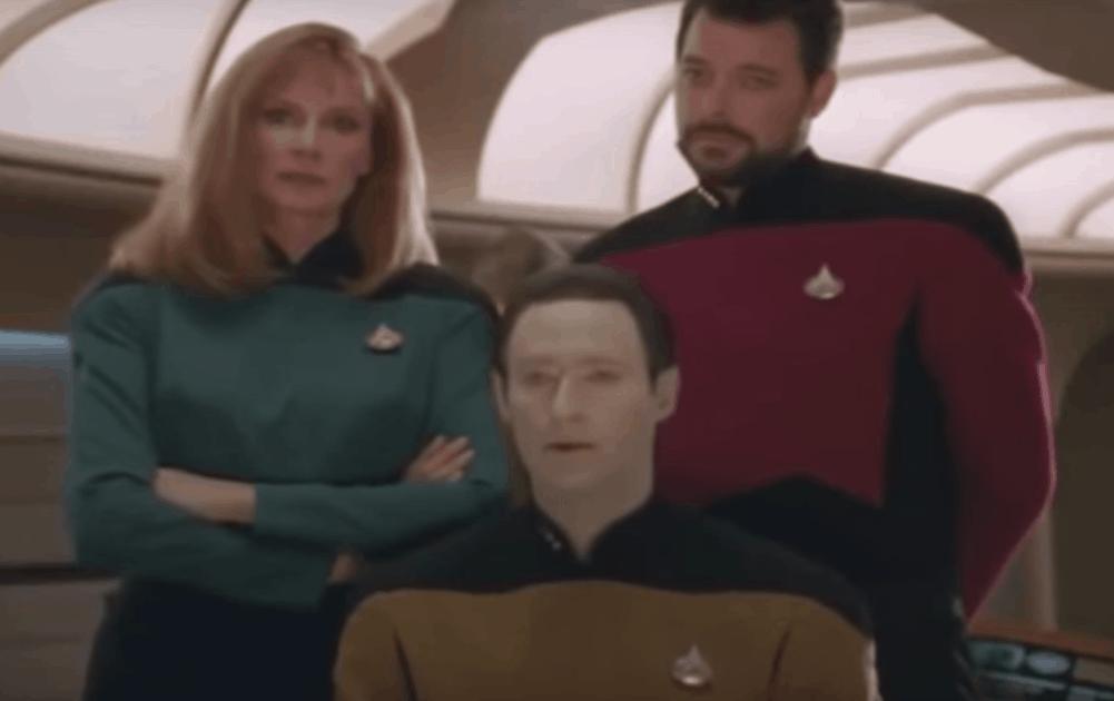 Star Trek Next Generation Screenshot