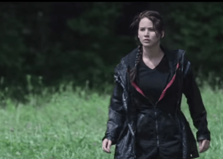 Hunger Games Katniss Screenshot