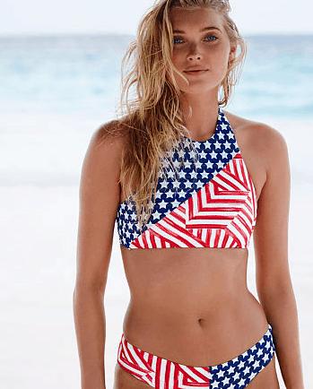 Victoria's Secret swimsuit america