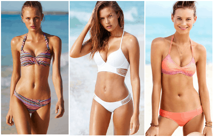 Victoria's Secret Swimsuit examples
