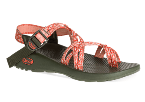 Classic Pink Patterned Chacos Sandal
