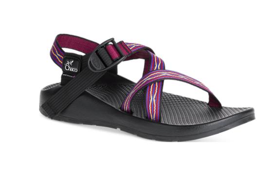 Purple Chacos Sandal