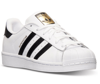 Adidas Superstar Tennis Shoe