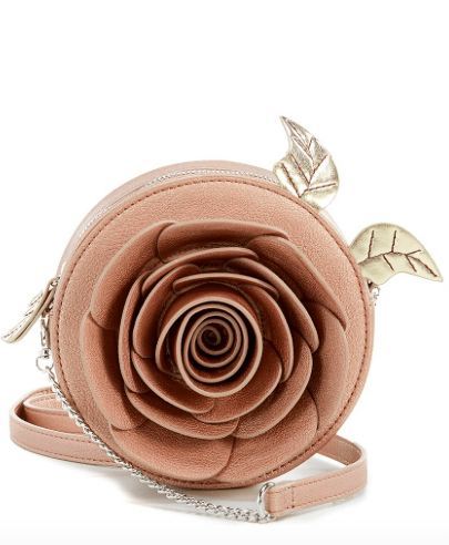 Rose shaped purse by Danielle Nicole