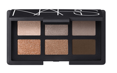 Nars eyeshadow palette with neutral colors