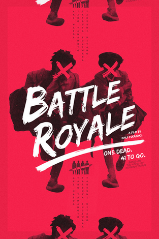 Best fiction books for college students: Battle Royale