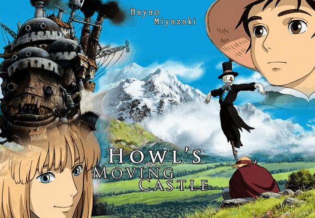 Howl's Moving Castle screenshot