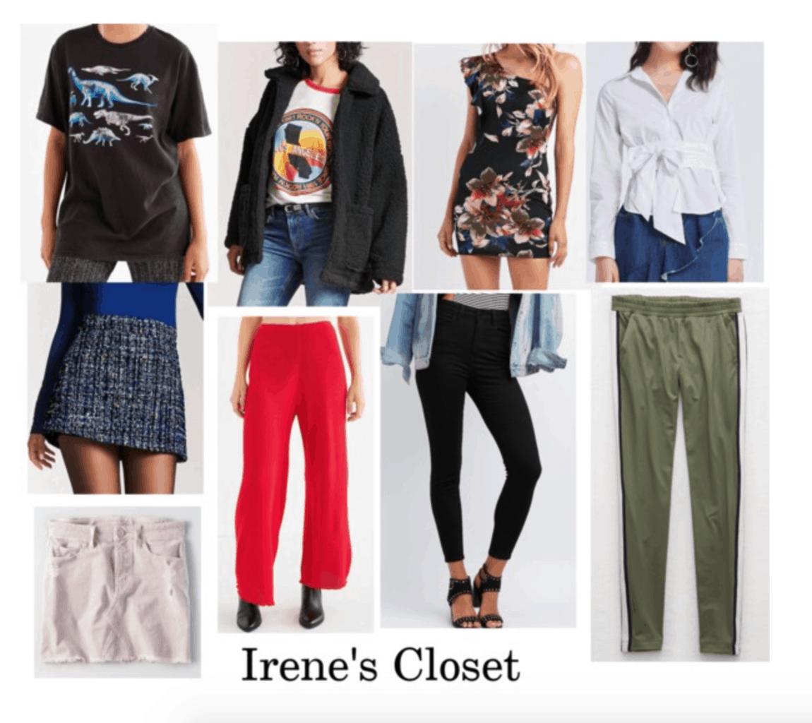 Irene Kim Closet Essentials