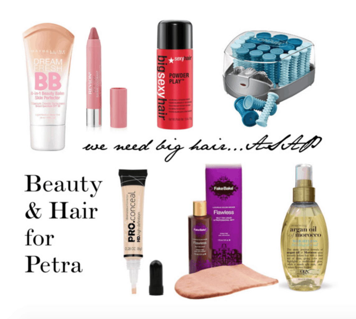 Petra Collins' Beauty and Hair essentials