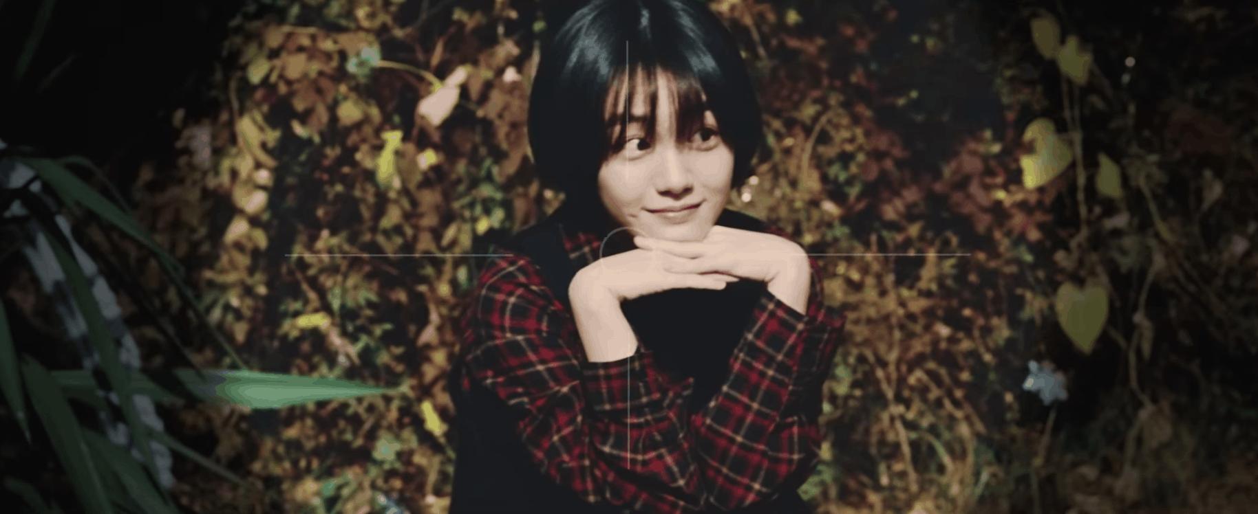 John Park smile music video screenshot