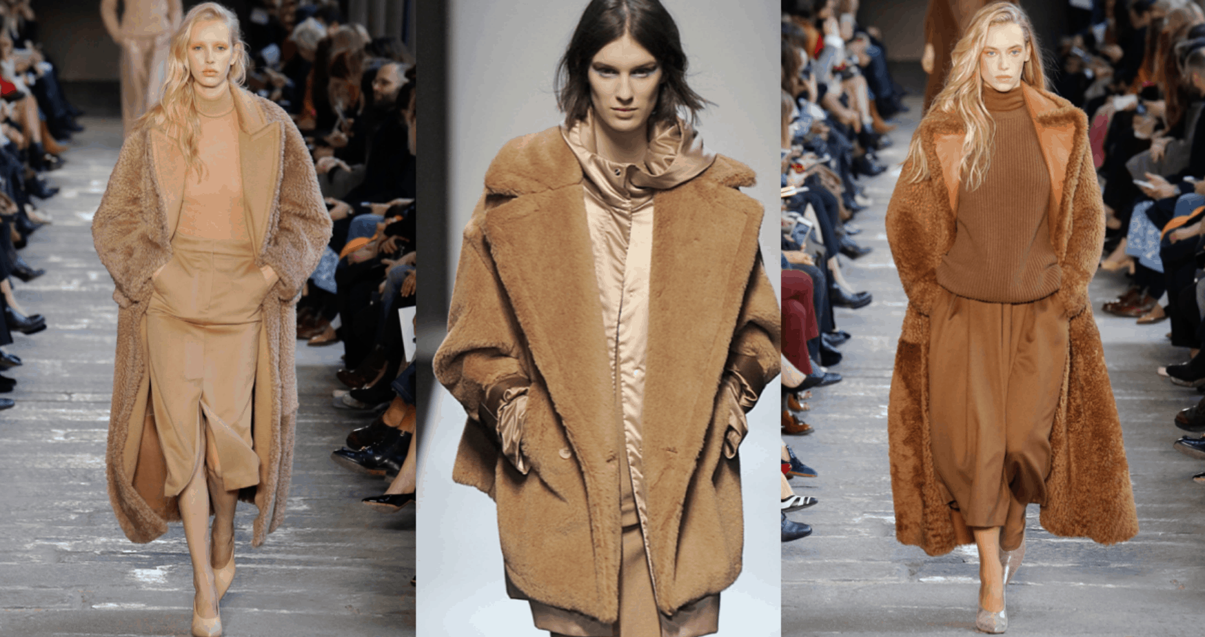 This comfy coat has been one of the most worn trends of the season. Celebs all over are wearing the warm teddy coat.