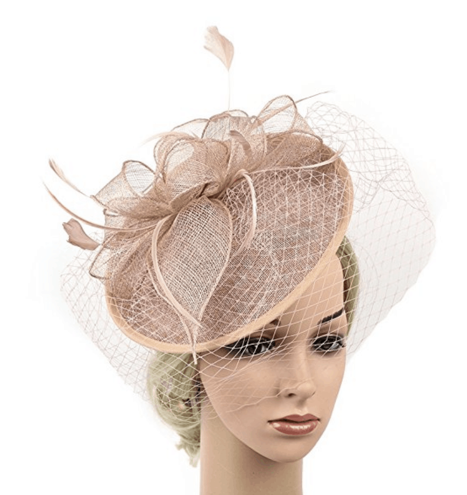 3 Girly Ways to Wear a Fascinator (Plus a Few Valid Excuses to Wear ... b10ff0f9e42