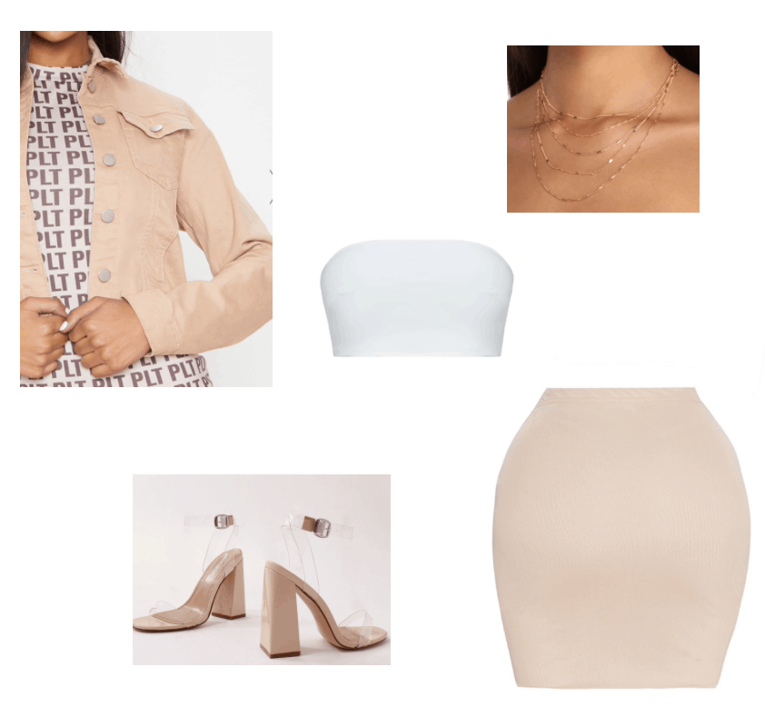 Outfits inspired by Kylie Jenner