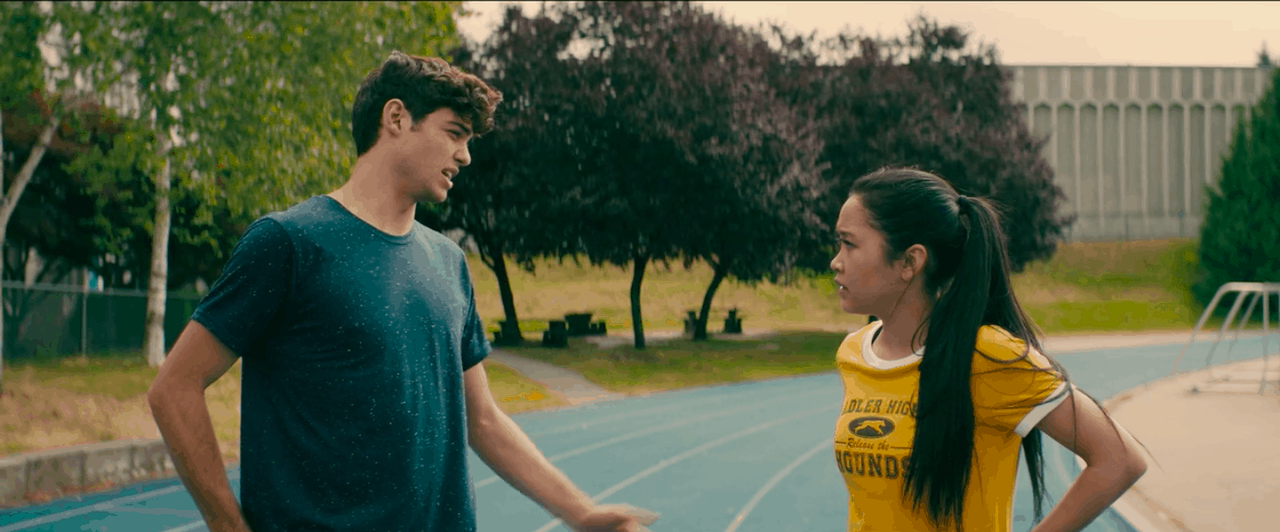 To All The Boys Ive Loved Before - Lana Condor - Noah Centineo