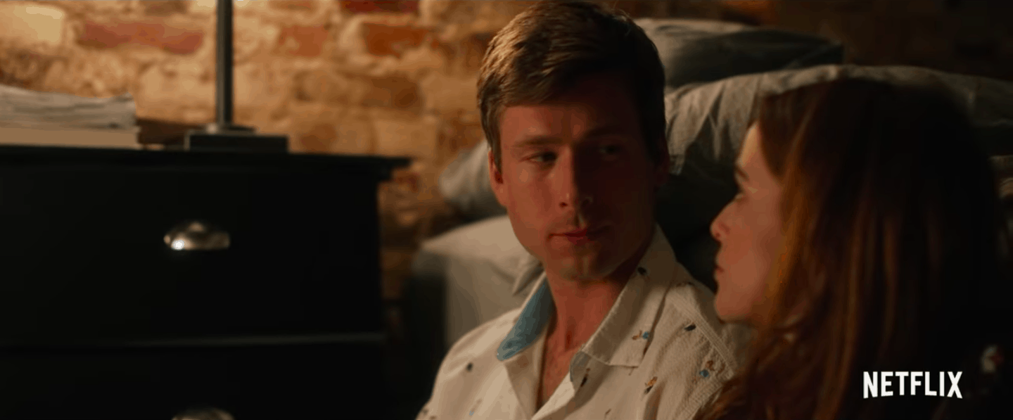 Set It Up - Glen Powell - Zoey Deutch