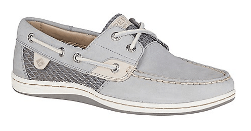Sperry shoes.