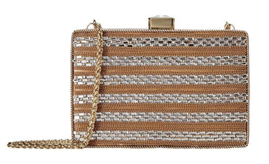 Adrianna Papell Clutch.