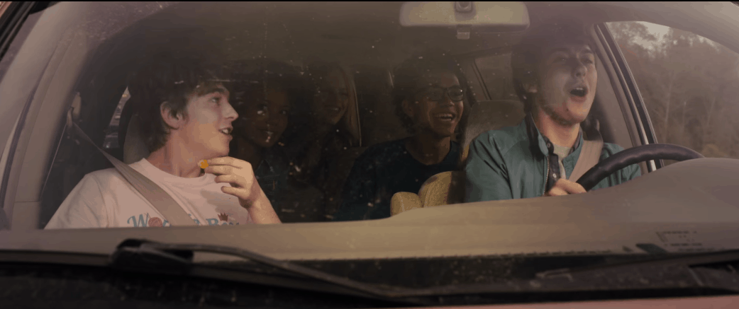 Paper Towns Road Trip