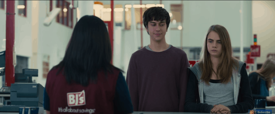 Paper Towns Margo and Q Checkout Mini Mart