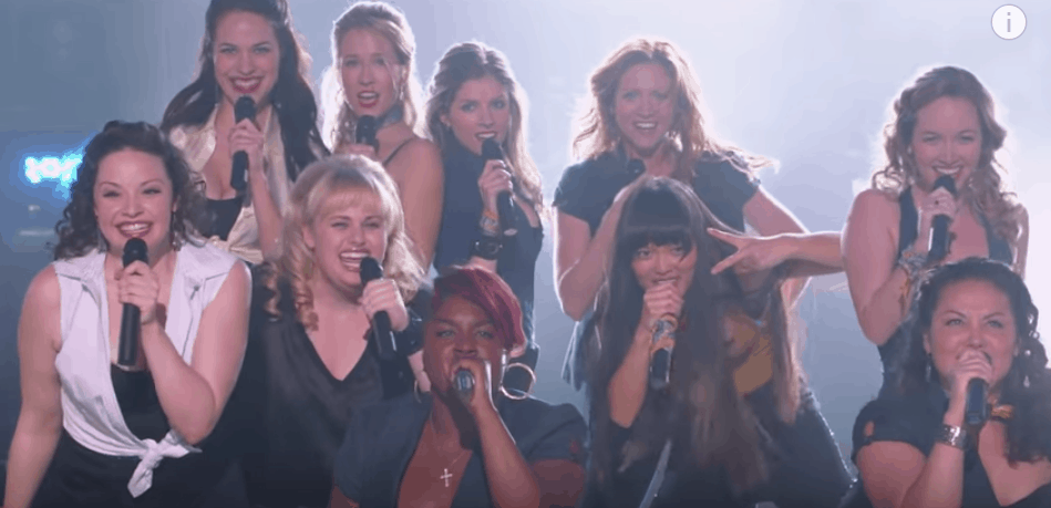 Pitch Perfect Final Song
