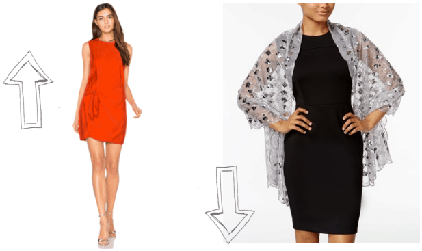 Fashion terminology every blogger, editor and intern should know: A-line silhouette and paillettes