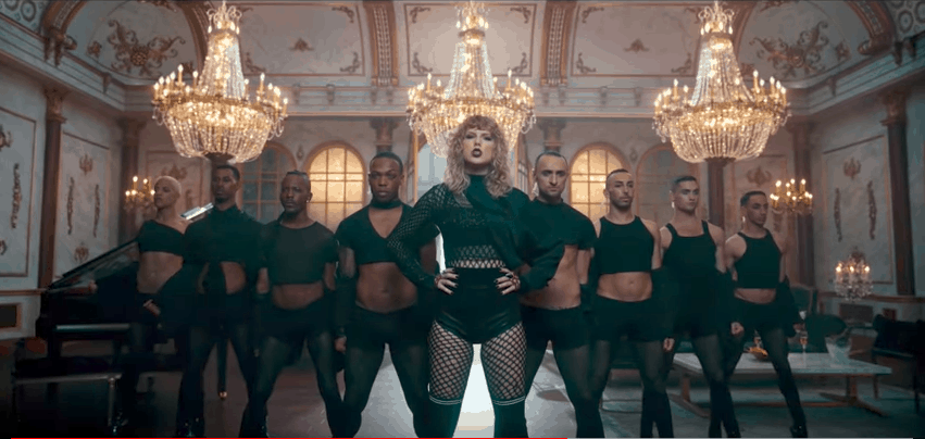 Todrick Hall Cameo from Swift's LWYMMD