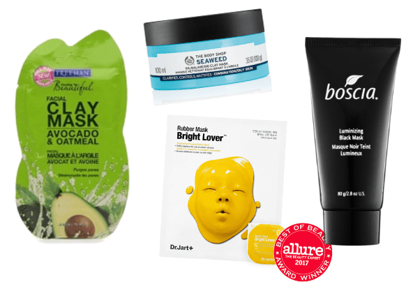 Moisturizing face masks for winter