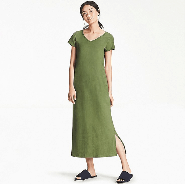 Earth day aesthetic by Uniqlo