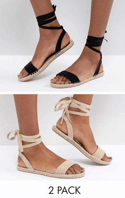 ASOS delivers 2 for the price of 1