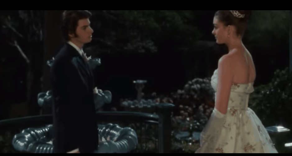 Mia The Princess Diaries White Ball Gown