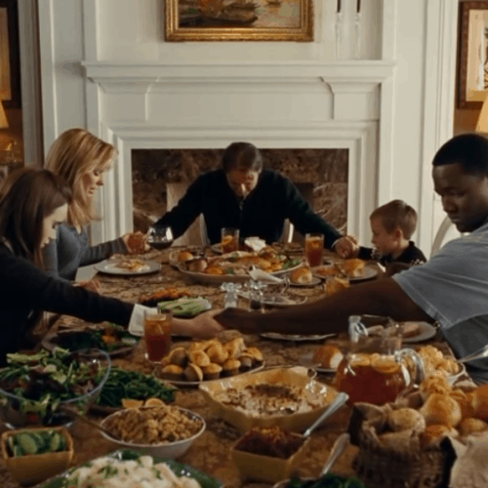 The Blind Side Thanksgiving Dinner
