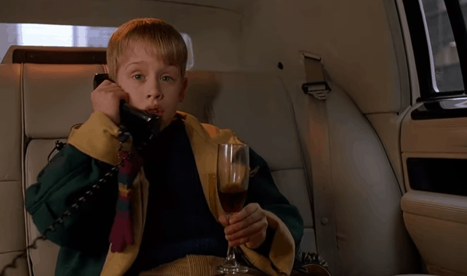 Home Alone 2 Kevin McCallister