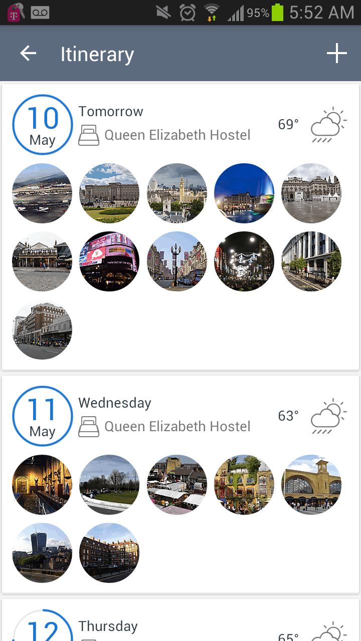 Sygic Travel Planner App